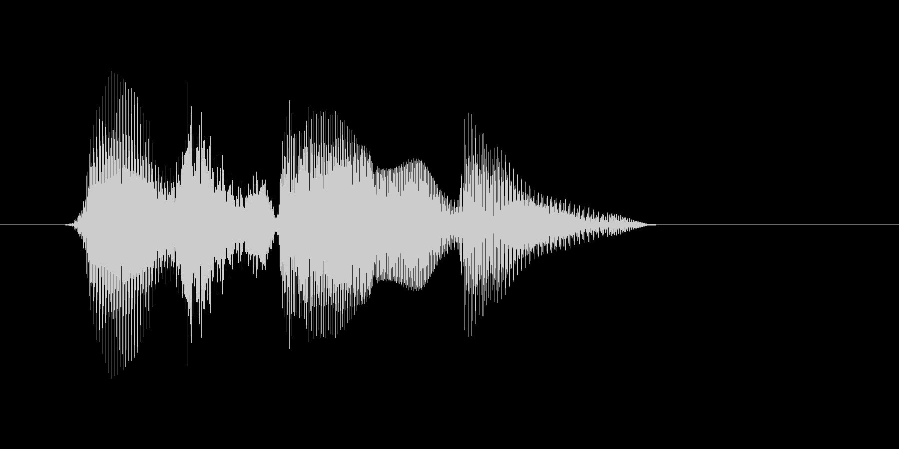 DECEMBER(ディッセンバー・De…の未再生の波形