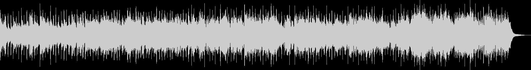 メロウなピアノの心地良いlo-fiビートの未再生の波形