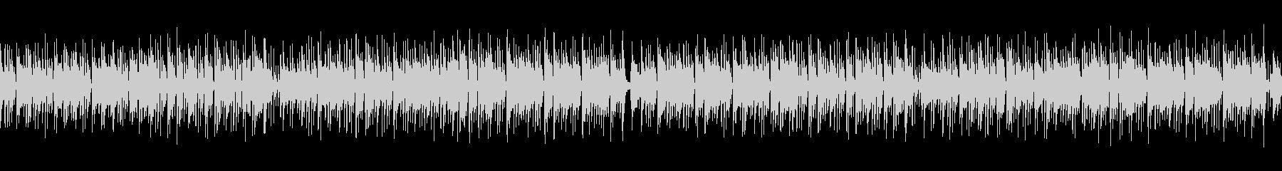 【メロなし・ループ】ギター生演奏ボサノバの未再生の波形