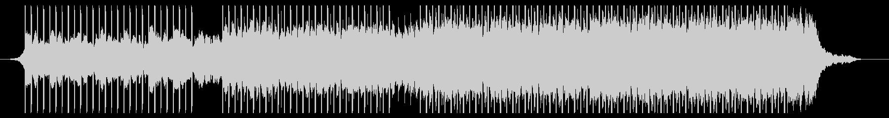 メディカル(中)の未再生の波形