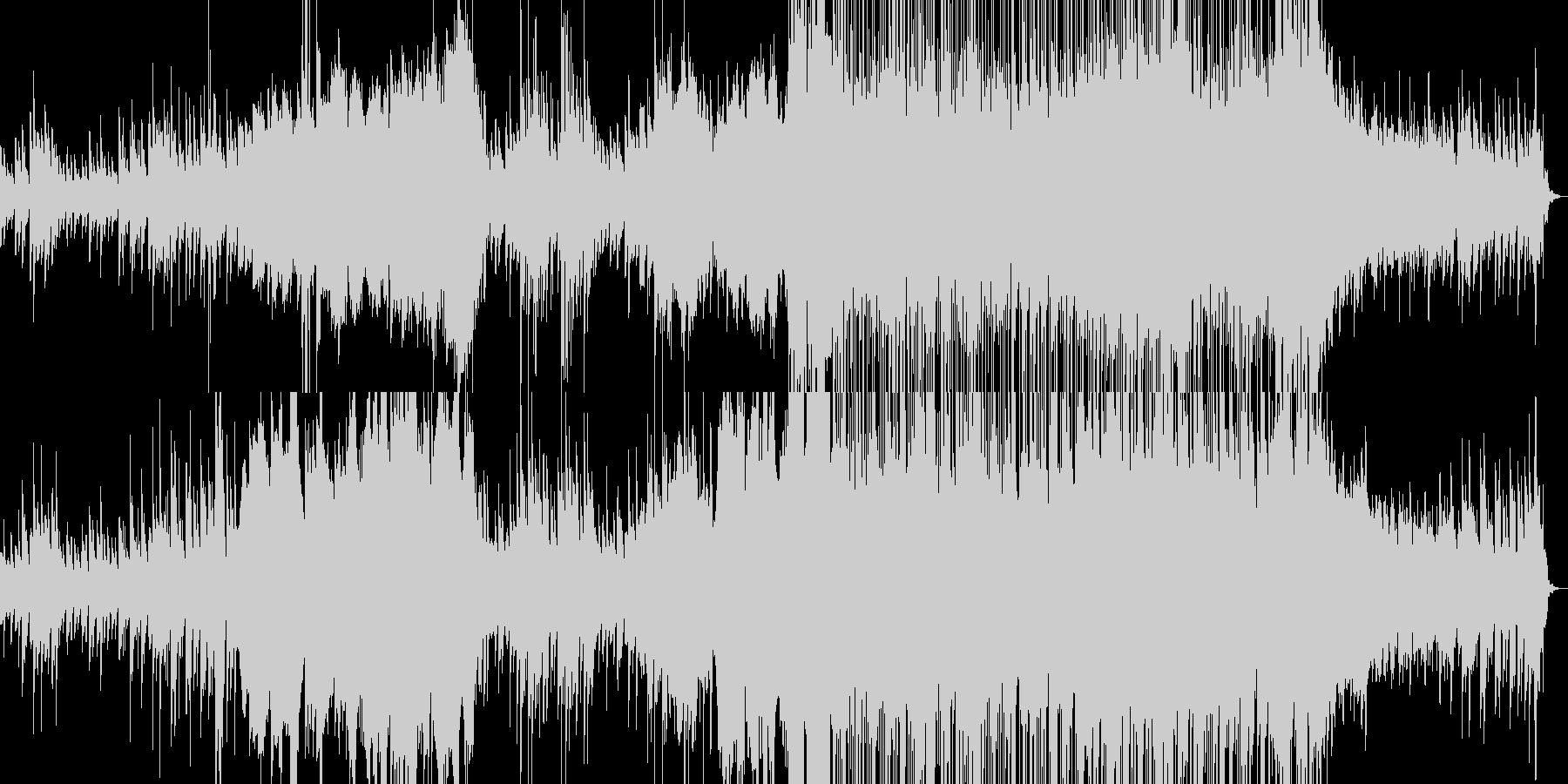 アンビエント ドラマチック ゆっく...の未再生の波形