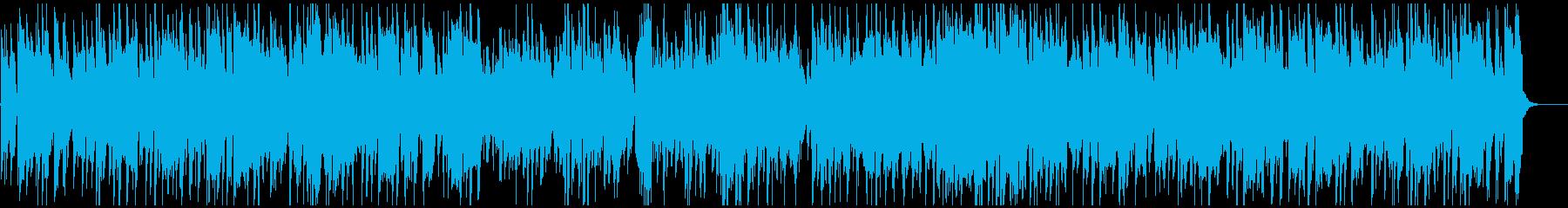ショータイム、カジノシーンに最適なジャズの再生済みの波形