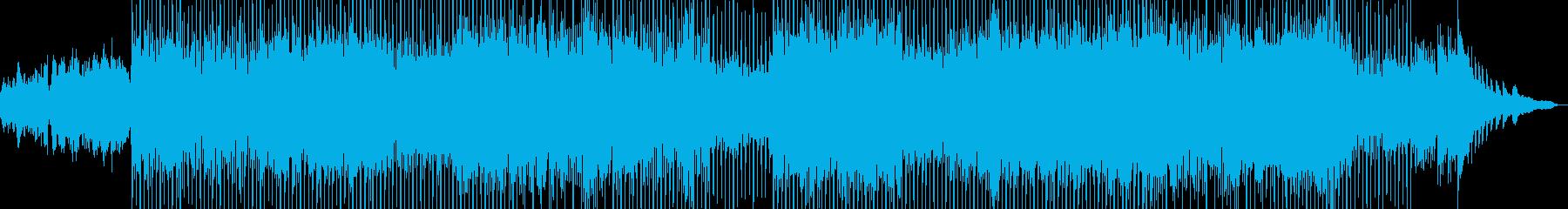 出会いと別れ・切な明るい弦楽ポップスの再生済みの波形