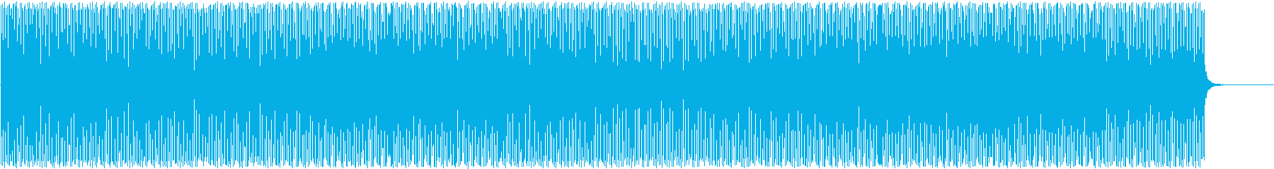 納涼リゾートハウスミュージックの再生済みの波形