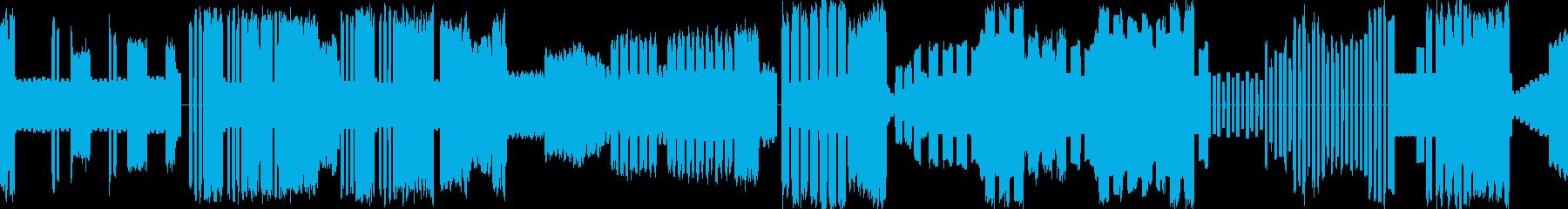 8bit・ループ・RPG・ラスボス戦闘の再生済みの波形