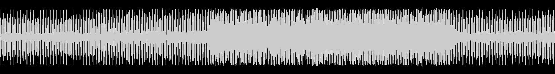 8-Bit_Action Aggressive10の未再生の波形