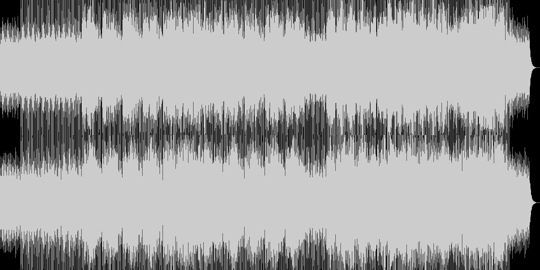 高音質♪ドラマ舞台用キラリ光るシーンの未再生の波形