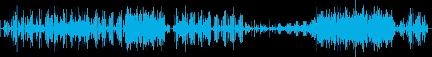 エレクトロとジャズを融合、不思議サウンドの再生済みの波形