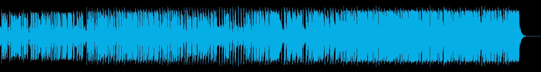 jazz track 01の再生済みの波形