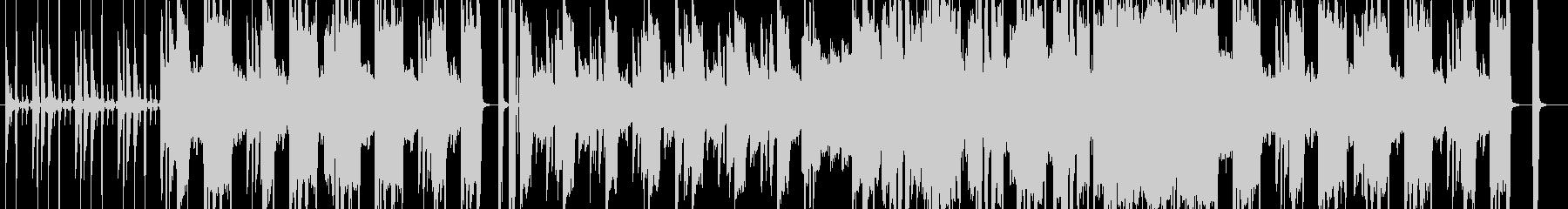 おしゃれネオソウル・R&Bの未再生の波形