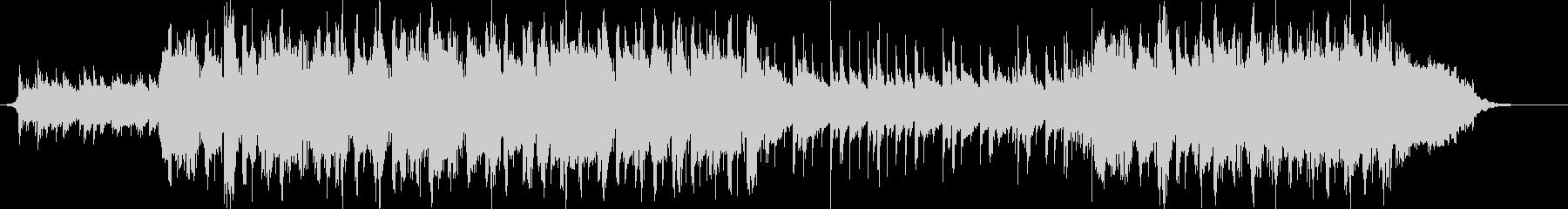 VP系18B、和風(尺八&琴)優しいの未再生の波形