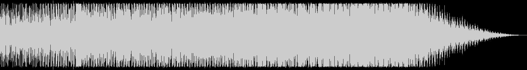 爽やか/ピアノハウス_No440_3の未再生の波形