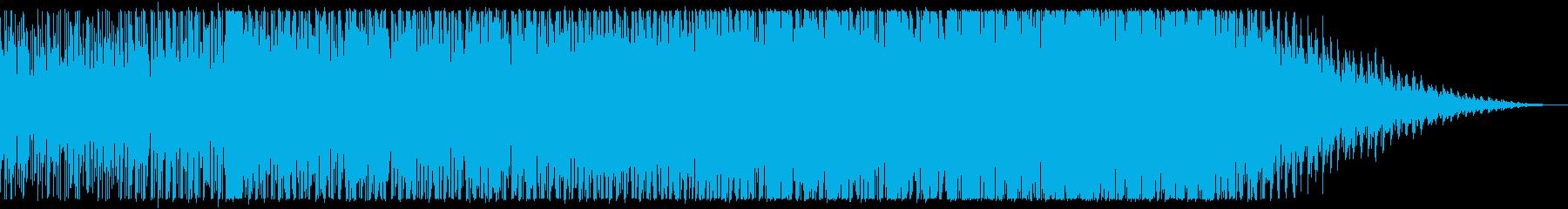 爽やか/ピアノハウス_No440_3の再生済みの波形