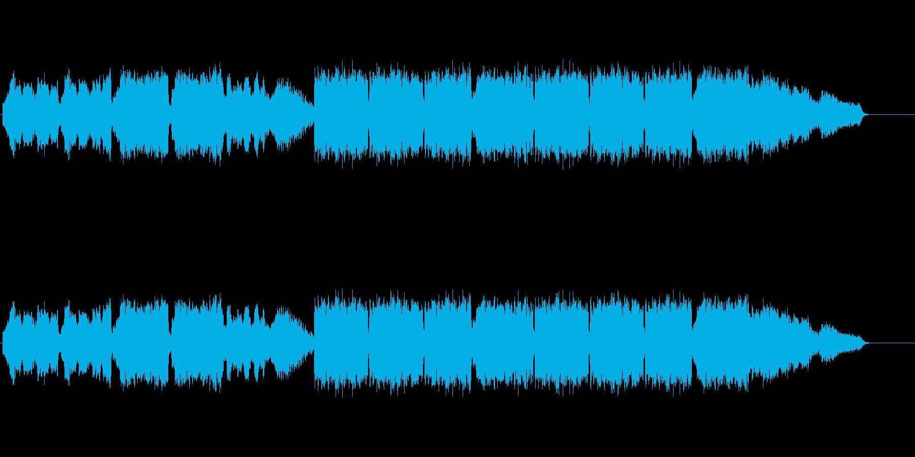七夕のために作った和風な曲ですが、季節…の再生済みの波形