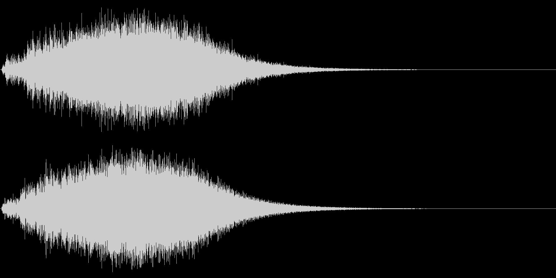 Dark_SweepUp-03Delayの未再生の波形