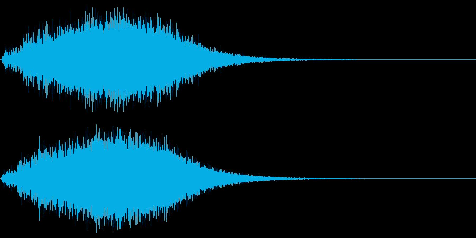 Dark_SweepUp-03Delayの再生済みの波形