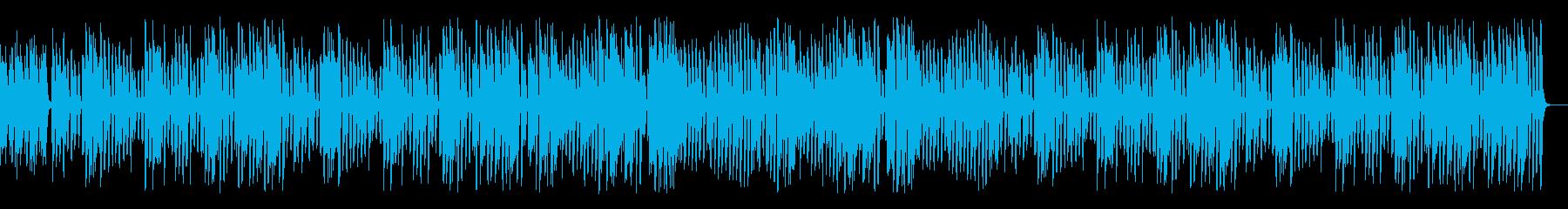 レトロジャズの超名曲エンターテイナーの再生済みの波形