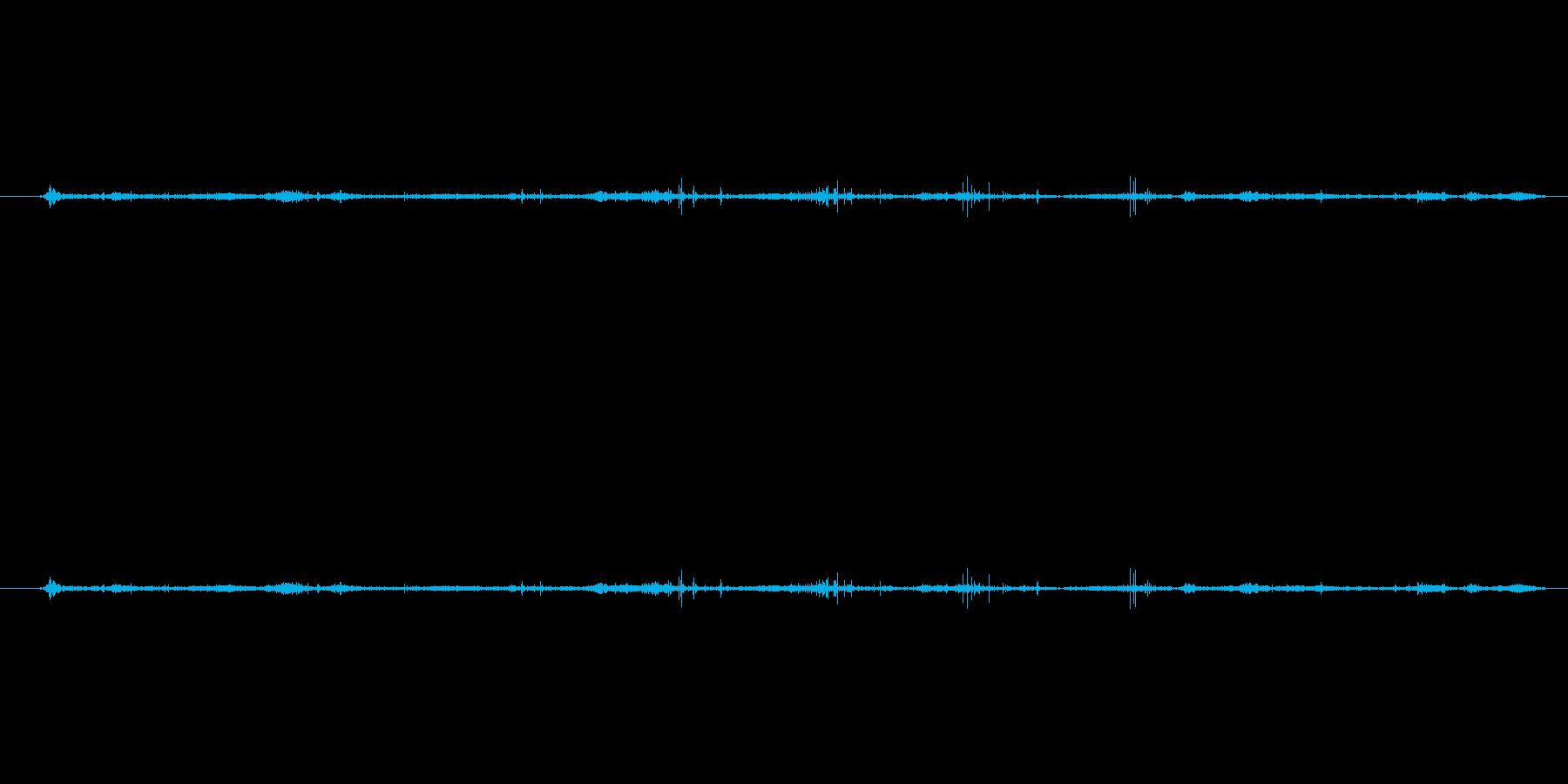 衛生 こする手04の再生済みの波形