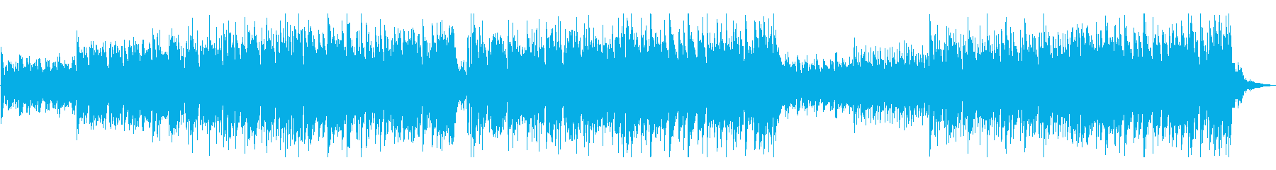 ちょいワル、ダークハウス、YouTubeの再生済みの波形