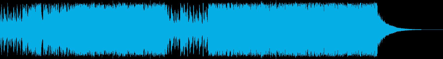 カジノ/変拍子のビッグバンドジャズの再生済みの波形