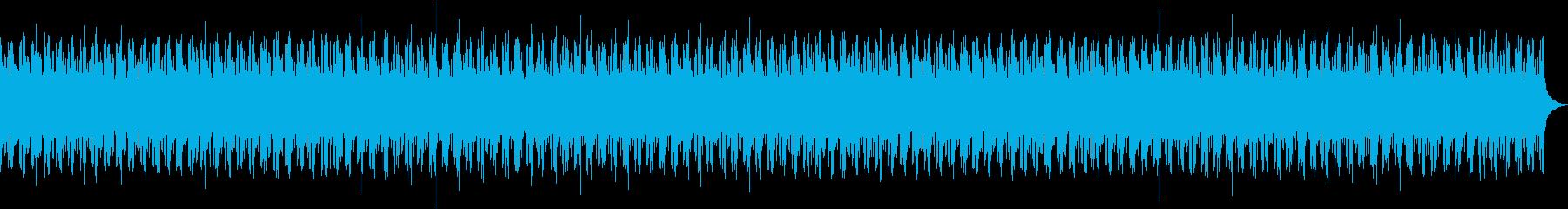 日常ヒップホップ・温かい・チュートリアルの再生済みの波形