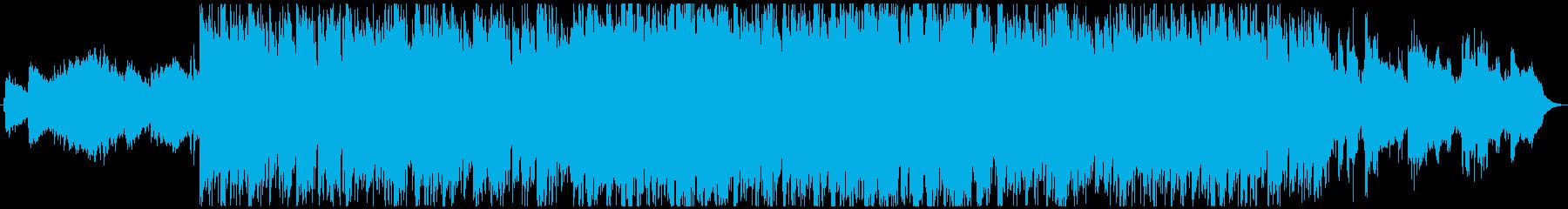 メロディックでまろやかで落ち着いた...の再生済みの波形