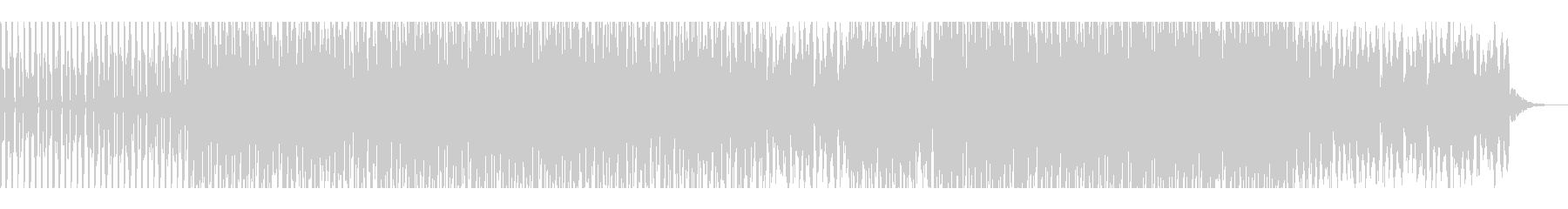 グラマーの未再生の波形