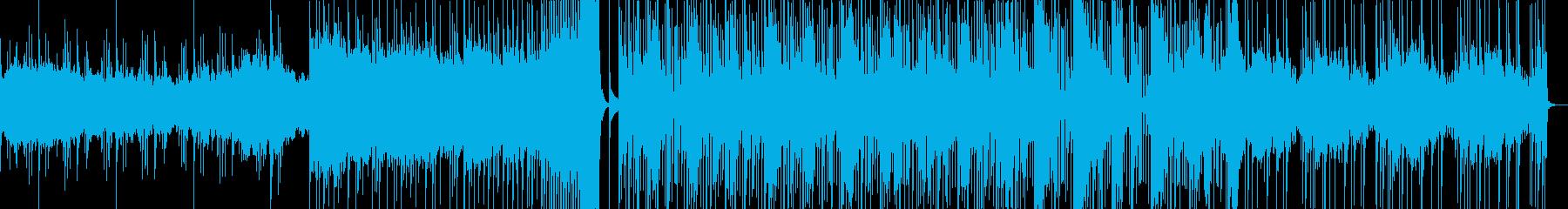 【CM】哀愁漂うアンビエント・ポップの再生済みの波形