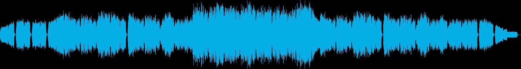 孤独感を味わう弦楽5重奏の再生済みの波形