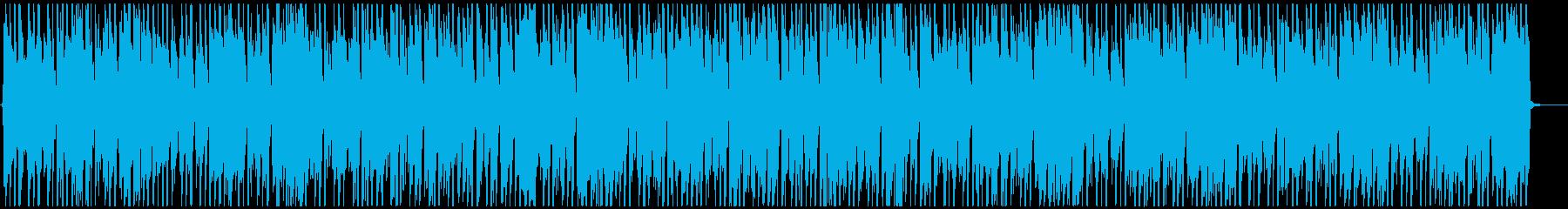 ほのぼのレゲエでほっこり の再生済みの波形