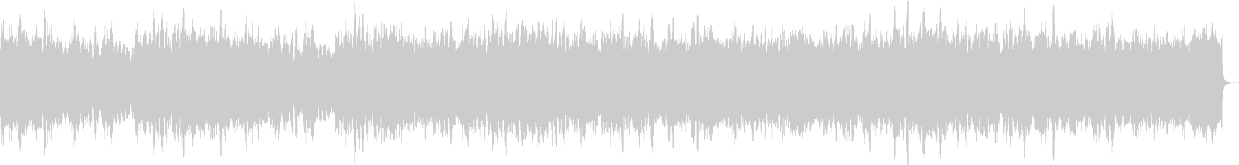 Aria pipe organ playing on G line's unreproduced waveform
