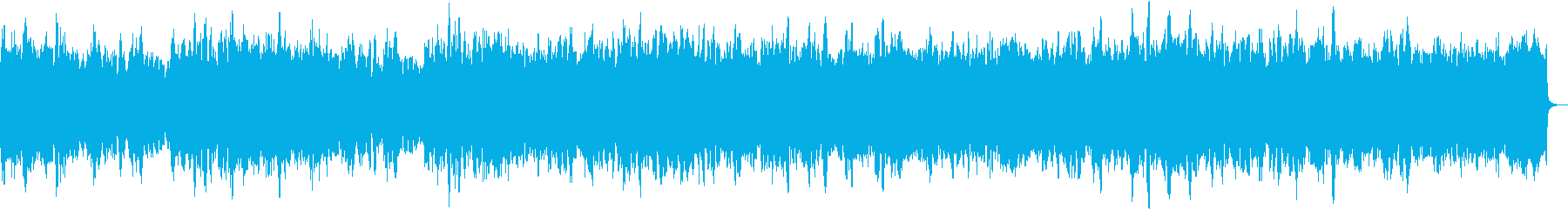Aria pipe organ playing on G line's reproduced waveform