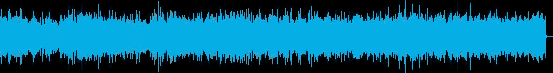 G線上のアリア パイプオルガン演奏の再生済みの波形