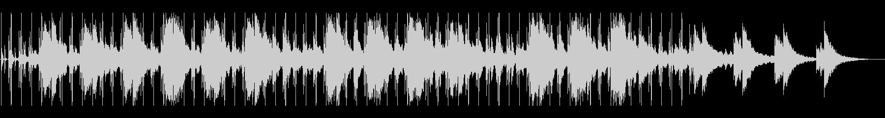 スローRoadMovieサウンドトラックの未再生の波形