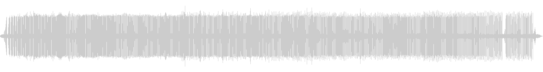 Crickets [early autumn, late at night, roadside]'s unreproduced waveform