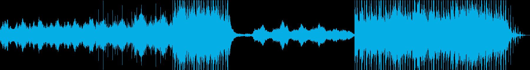 大、ホバリング、静か。 EP @ ...の再生済みの波形