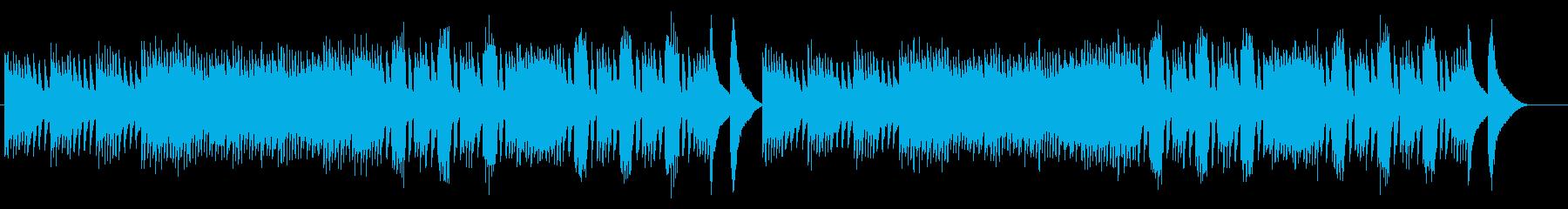 RPG ハープシコード哀愁のバロック 城の再生済みの波形