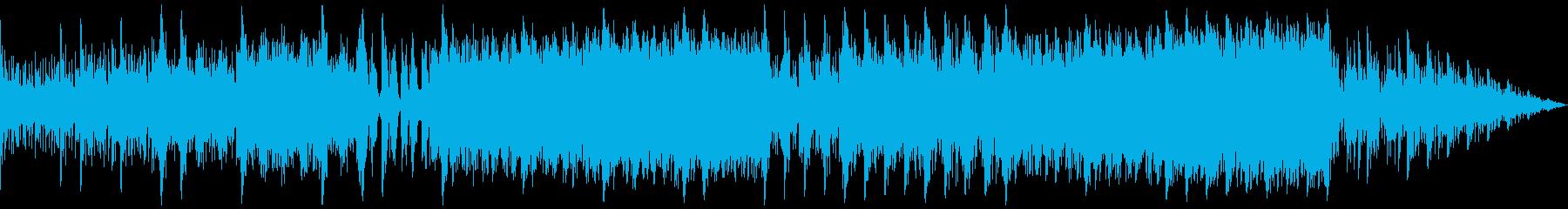 シネマティック アクション クール...の再生済みの波形