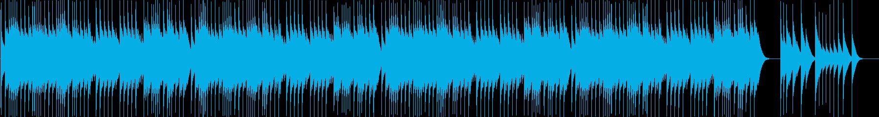 【オルゴール】クリスマス曲Wewish3の再生済みの波形