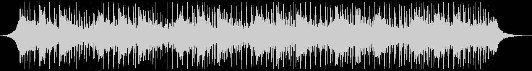 説明(60秒)の未再生の波形