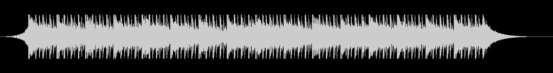 医療(45秒)の未再生の波形