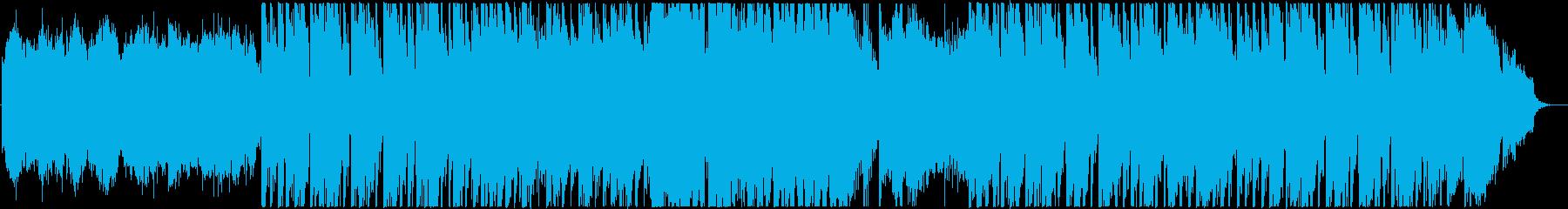 桜をイメージした切ない曲v2 typeBの再生済みの波形