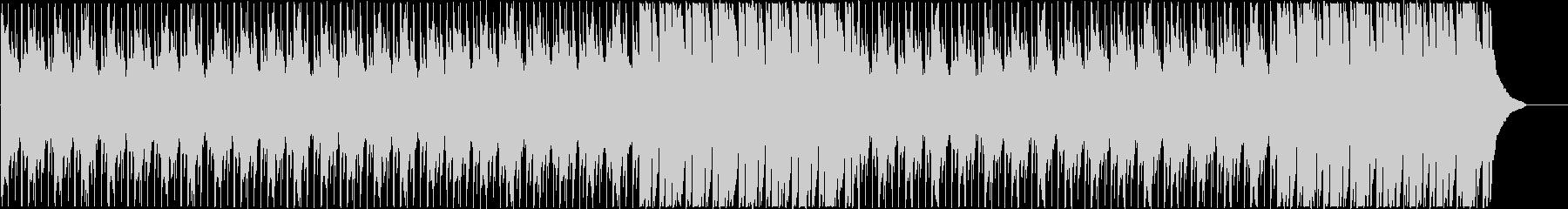 企業VPに ピアノメインの未再生の波形