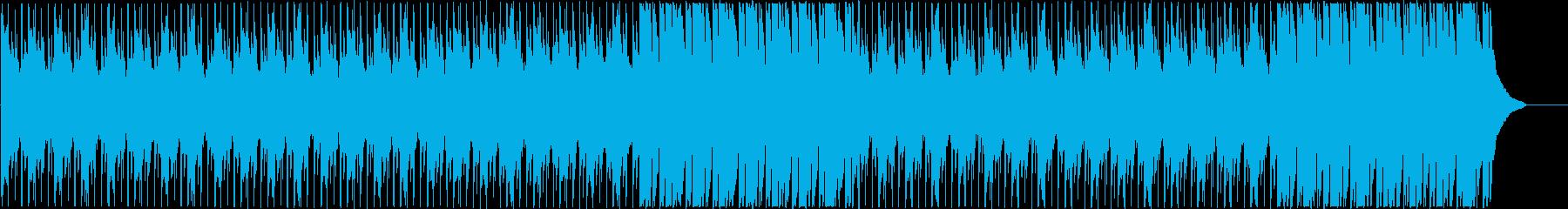 企業VPに ピアノメインの再生済みの波形