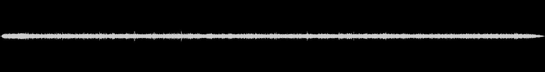 自然 ストリームバブルデンス03の未再生の波形