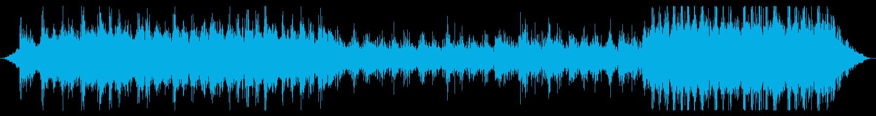 パドルボート:オンボード:ヘビーア...の再生済みの波形