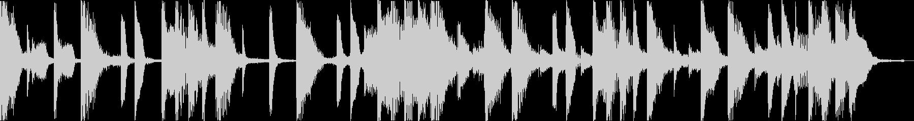 おしゃれ洋楽ヒップホップR&Bソウルfの未再生の波形