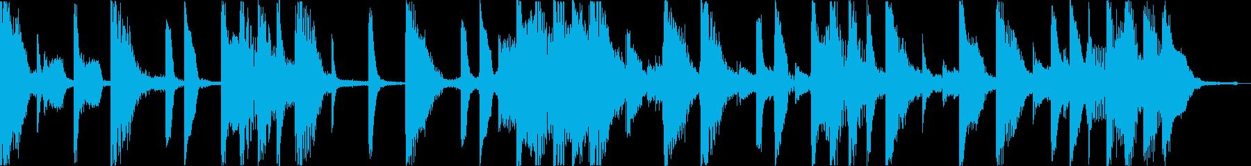 おしゃれ洋楽ヒップホップR&Bソウルfの再生済みの波形