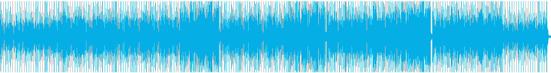 愚かなホイッスルとアコーディオンの...の再生済みの波形