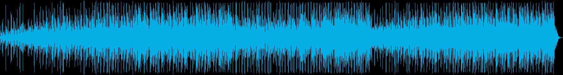 新鮮でポジティブなデジタルサウンド...の再生済みの波形